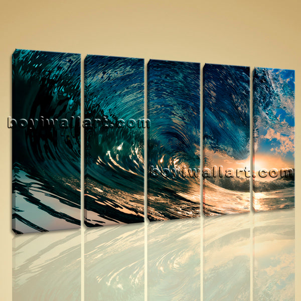 Sea Wave wall art