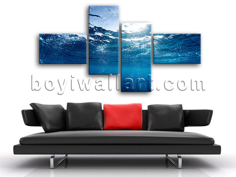 Sunrise canvas art