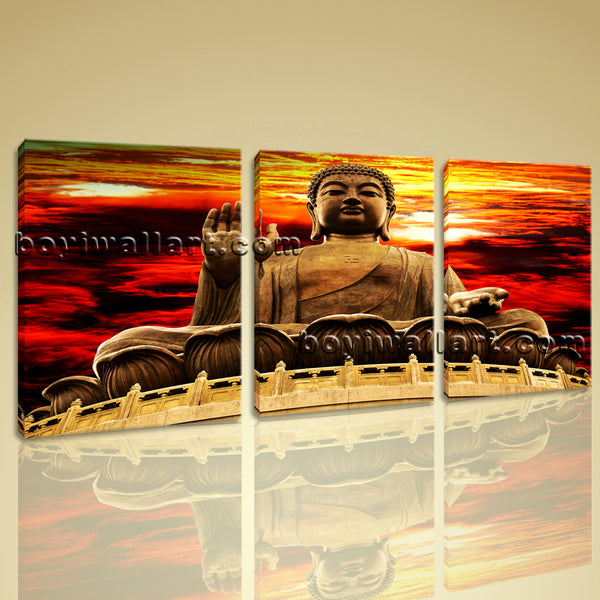 Feng Shui Wall Art