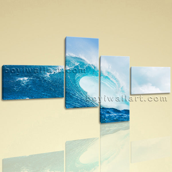 Seascape wall art