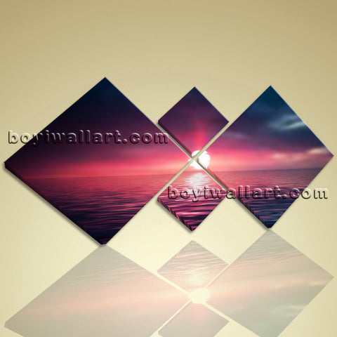 Seascape canvas art