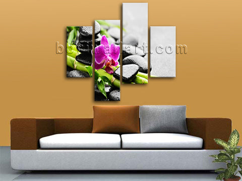 Orchid Flower hd print