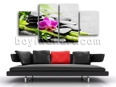 Orchid Flower canvas art