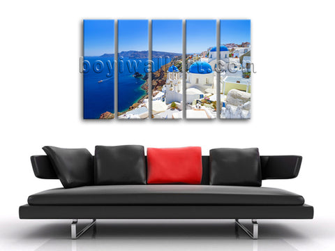 Wall Art Print On Canvas