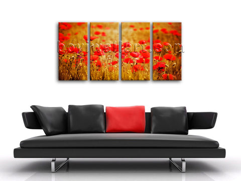 Wall Art Canvas Print Home Decor