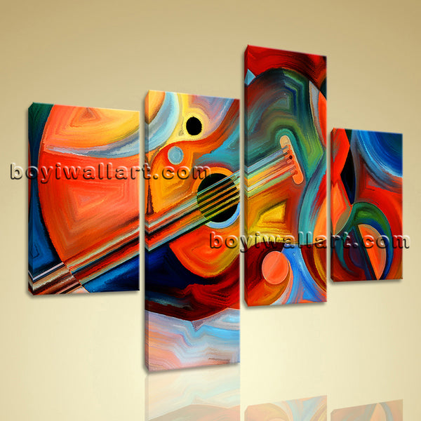 abstract music painting