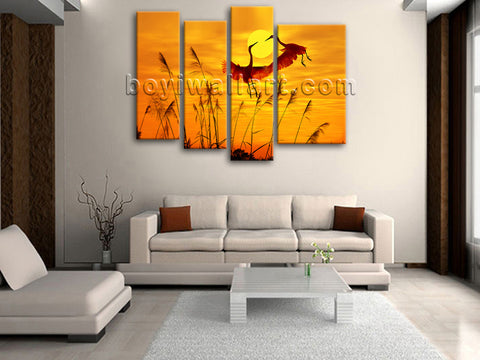 large painting art