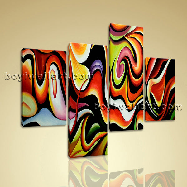 Abstract hd print