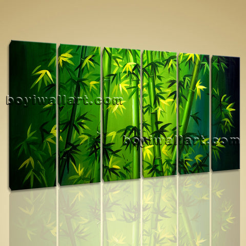 Feng Shui Canvas Art