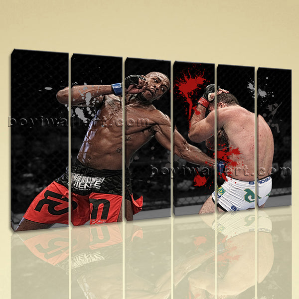 Jon Jones boxing mma