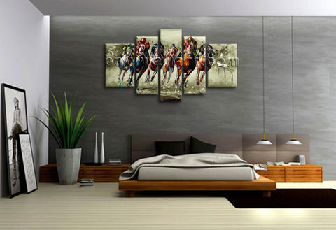 Sport canvas art