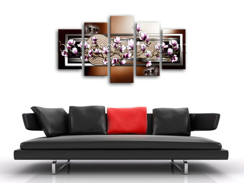 Tulip Flower wall art