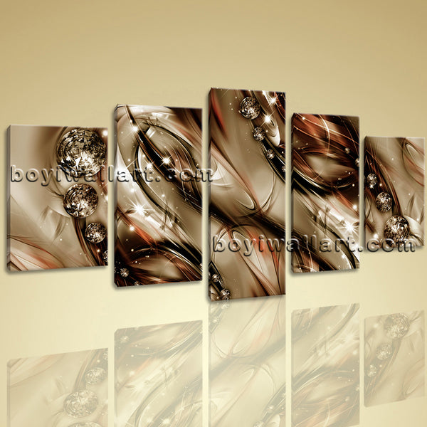 Beautiful Abstract Canvas Wall Art