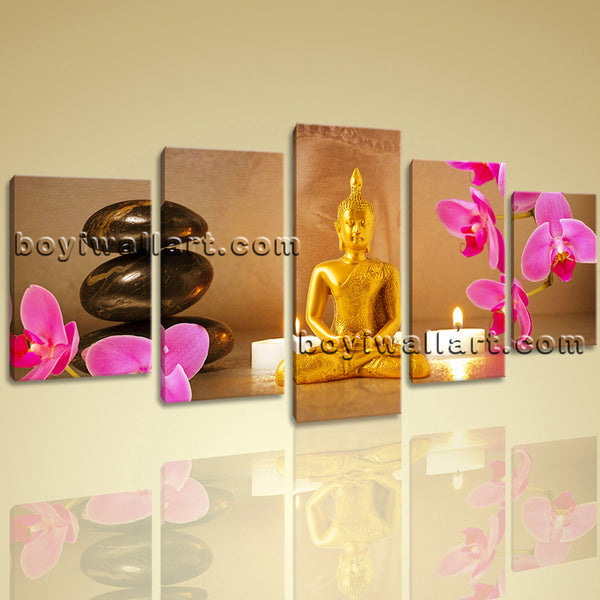 Beautiful Buddha Wall Art
