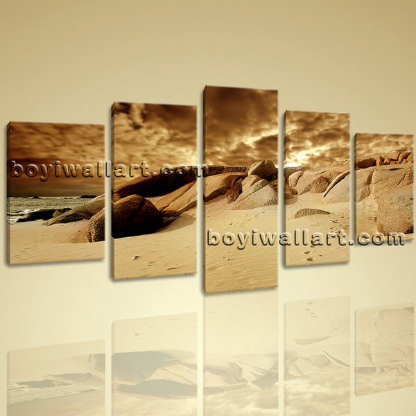 Beautiful landscape Canvas Wall Art