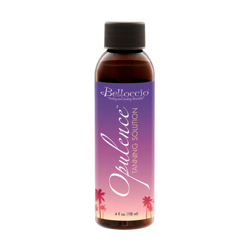 "4 Ounce Bottle of ""Opulence"" by Belloccio; Ultra Premium Sunless DHA Tanning Solution"
