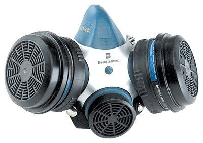 Binks Millennium 3000 Respirator Medium 40-128