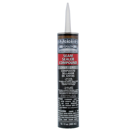 Gray Seam Sealer Compound - 10.1 fl. Ounce Tube