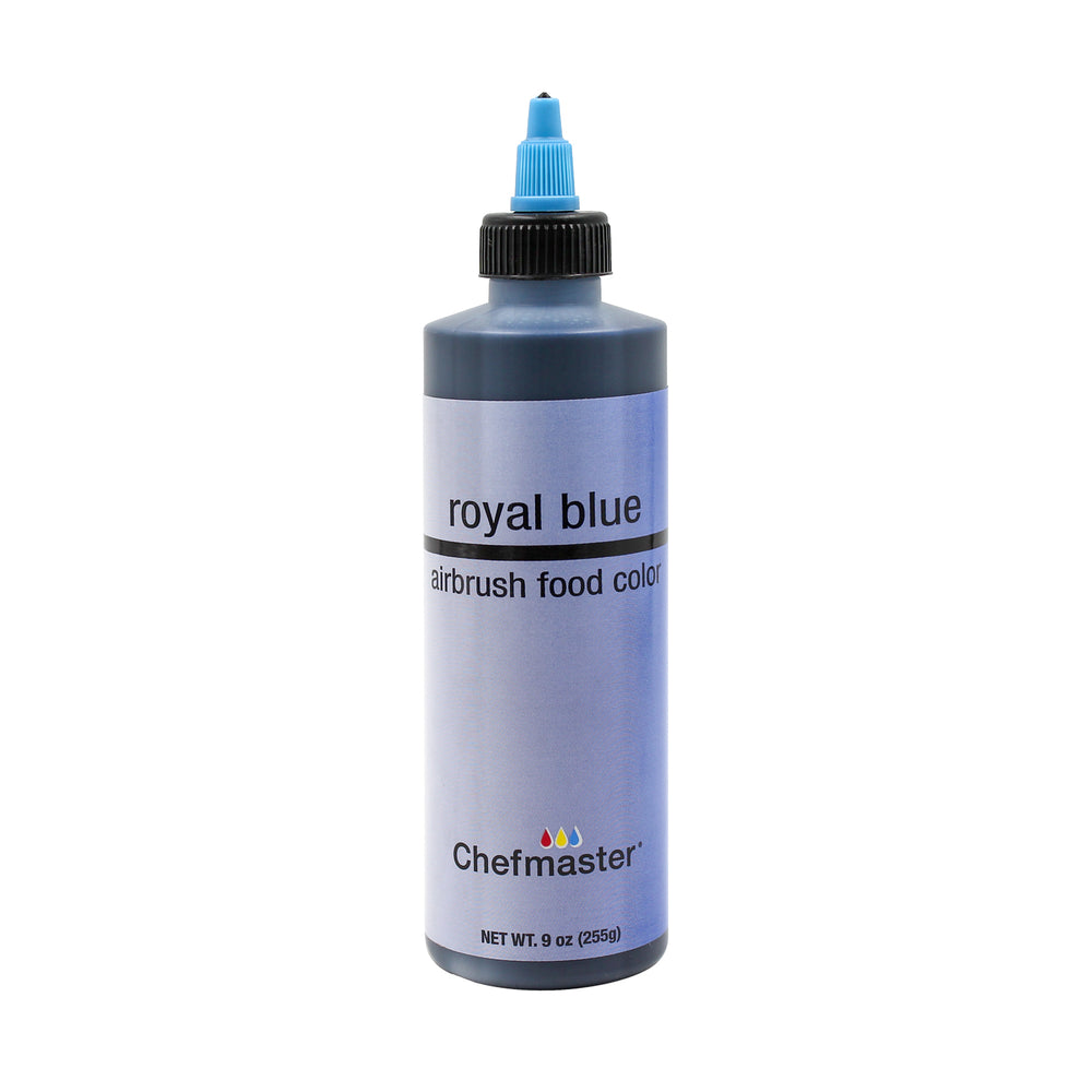 Royal Blue, Airbrush Cake Food Coloring, 9 fl oz.