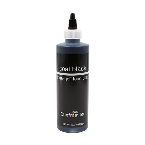 Coal Black, Liqua-Gel, 10.5 oz.