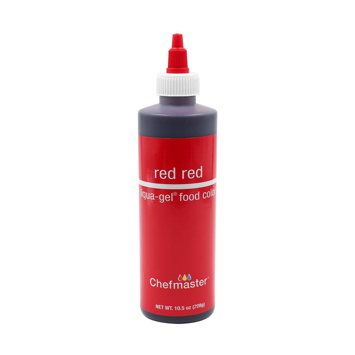 Red Red, Liqua-Gel, 10.5 oz.