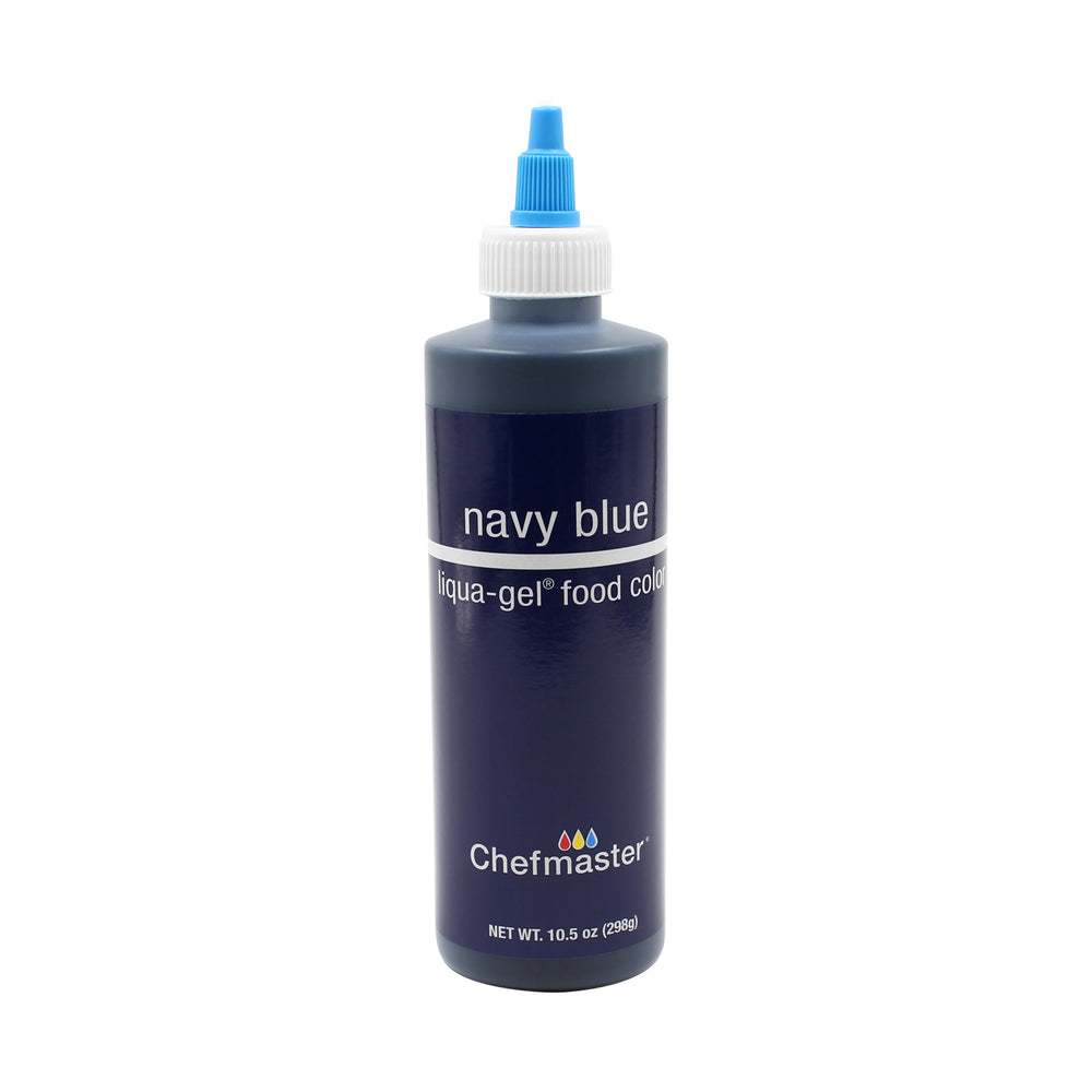 Navy Blue, Liqua-Gel, 10.5 oz.