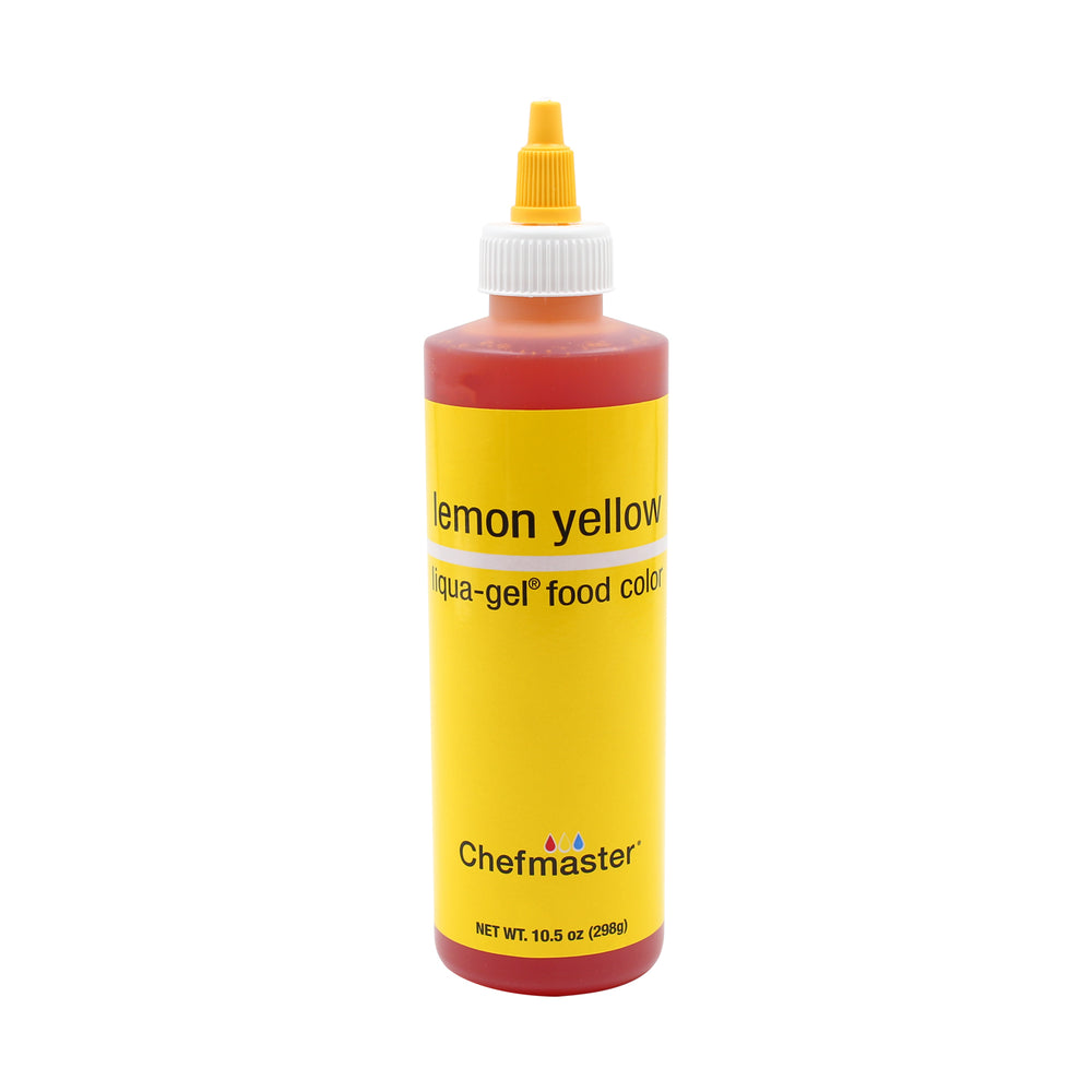 Lemon Yellow, Liqua-Gel, 10.5 oz.
