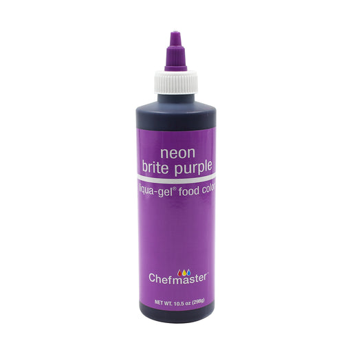 Neon Brite Purple, Liqua-Gel, 10.5 oz.