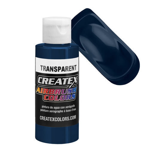 Deep Blue - Transparent Airbrush Paint, 2 oz.