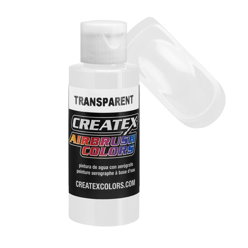 Tinting White - Transparent Airbrush Paint, 2 oz.