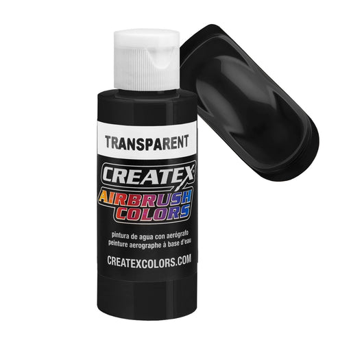 Tinting Black - Transparent Airbrush Paint, 2 oz.