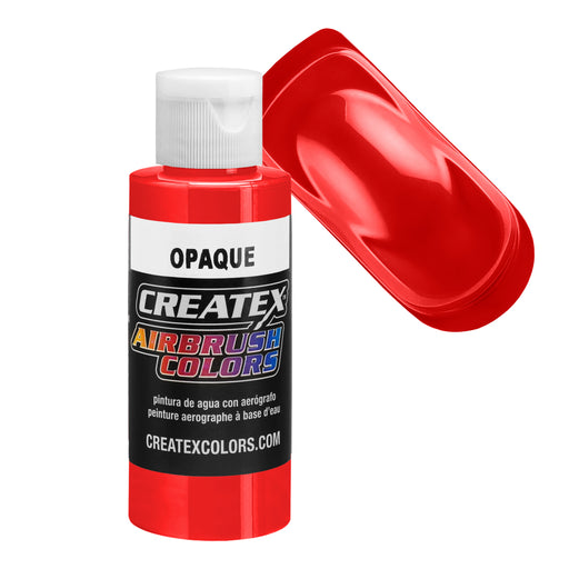 Red - Opaque Airbrush Paint, 2 oz.
