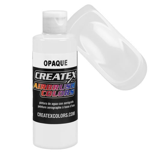 White - Opaque Airbrush Paint, 4 oz.