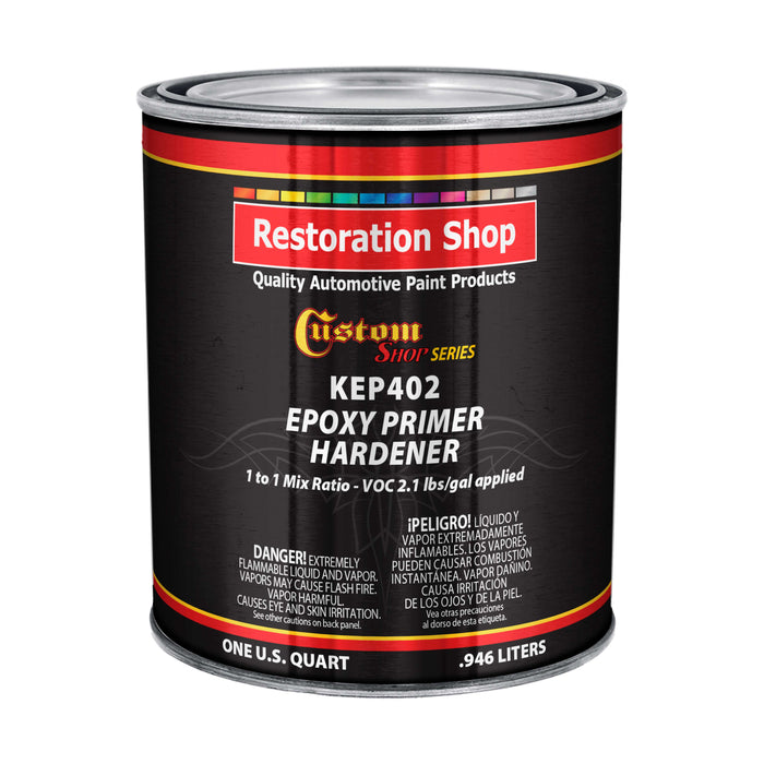 Epoxy Primer / Sealer Hardener - Quart