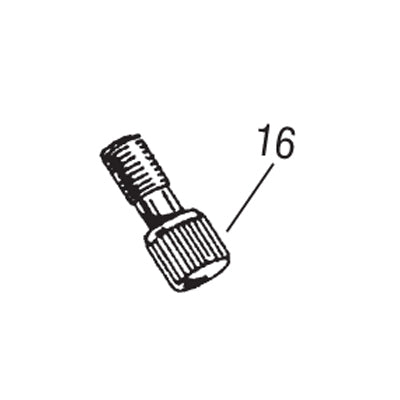 Fluid Needle Adjusting Screw (190015)