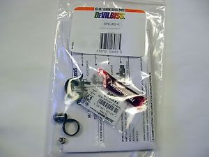 Spray Gun Service Kit for CVI (803083) Seperator, Packing, Spring, Clip, Seal & Pin Kit