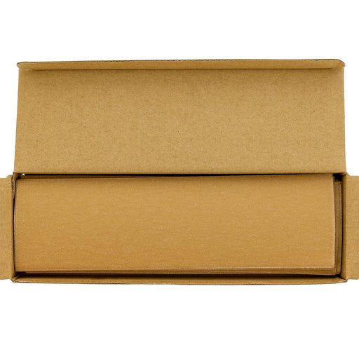 "150 Grit - Gold - Hand Sanding Sandpaper Sheets Hook & Loop 9"" x 2-2/3"" - Box of 25"