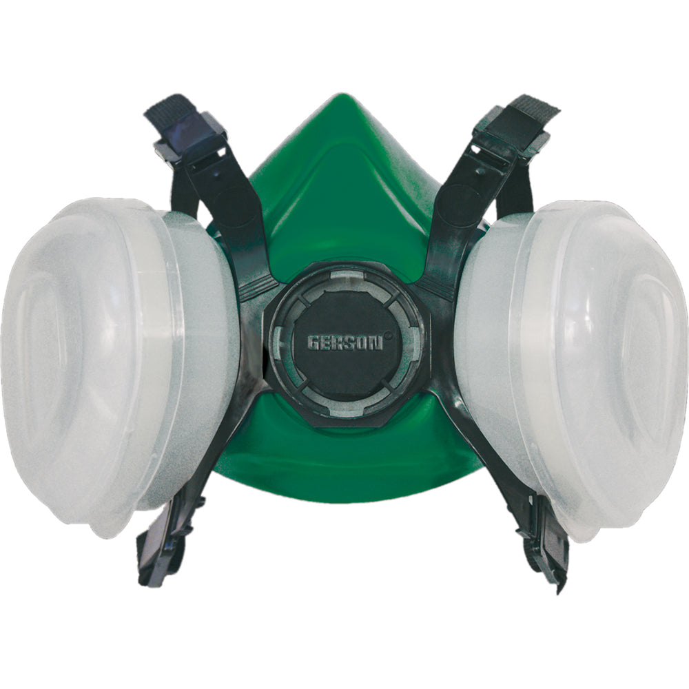 Gerson (Grs8311R) Respirator Nr95 Maintenance Free Large