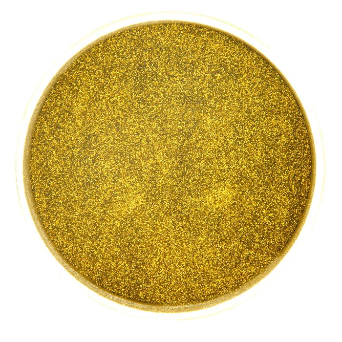Dark Gold Flake - Shimrin (1st Gen) Dry Flake, 6 oz Jar House of Kolor