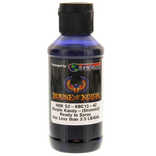 Burple Kandy - Shimrin (1st Gen) Kandy Basecoat, 4 oz (Ready-to-Spray)