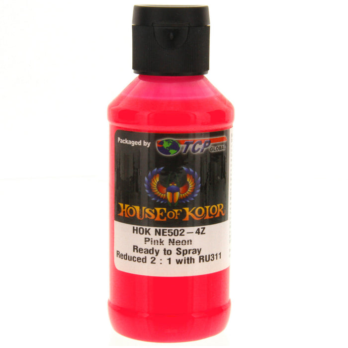 Pink Neon - Shimrin (1st Gen) Neon Basecoat, 4 oz (Ready-to-Spray)