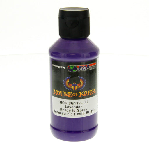 Lavender - Shimrin (1st Gen) Graphic Kolor Basecoat, 4 oz (Ready-to-Spray)