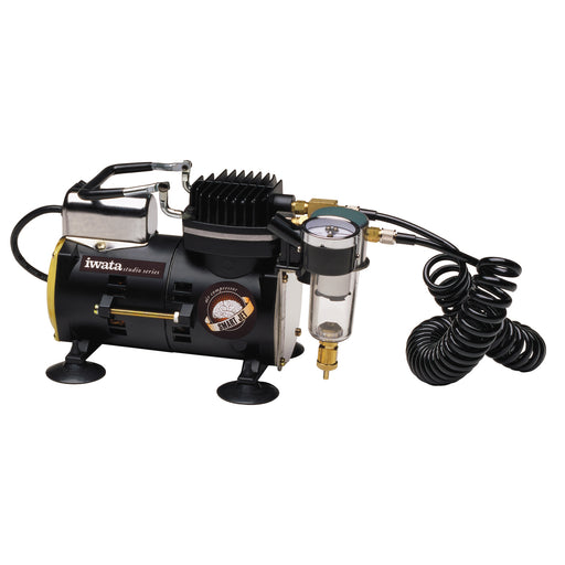 Smart Jet - Quiet, Compact, Powerful & Reliable Smart Technology Air Compressor with Air Hose