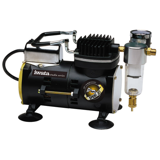 Sprint Jet - Quiet, Compact, Powerful & Reliable Air Compressor with Air Hose
