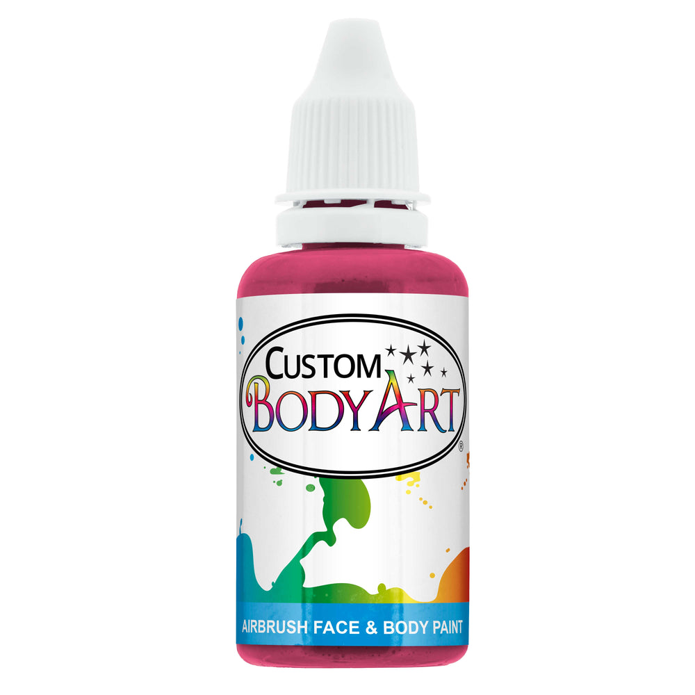 Pink Airbrush Face & Body Water Based Paint for Kids, 1 oz.