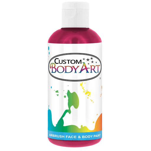 Pink Airbrush Face & Body Water Based Paint for Kids, 8 oz.