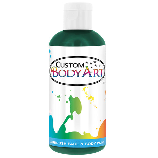 Green Airbrush Face & Body Water Based Paint for Kids, 8 oz.