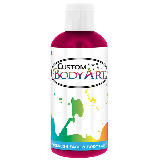 Fuchsia Airbrush Face & Body Water Based Paint for Kids, 8 oz.