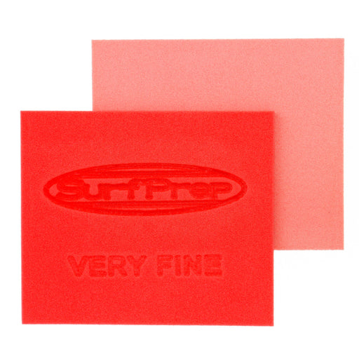 Very Fine Grit Surface Prep Foam Pad (Red) 1 Case