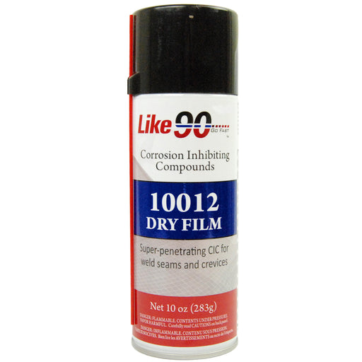 Like 90 Dry Film Corrosion Inhibiting Compounds 10oz Spray Can Auto Paint